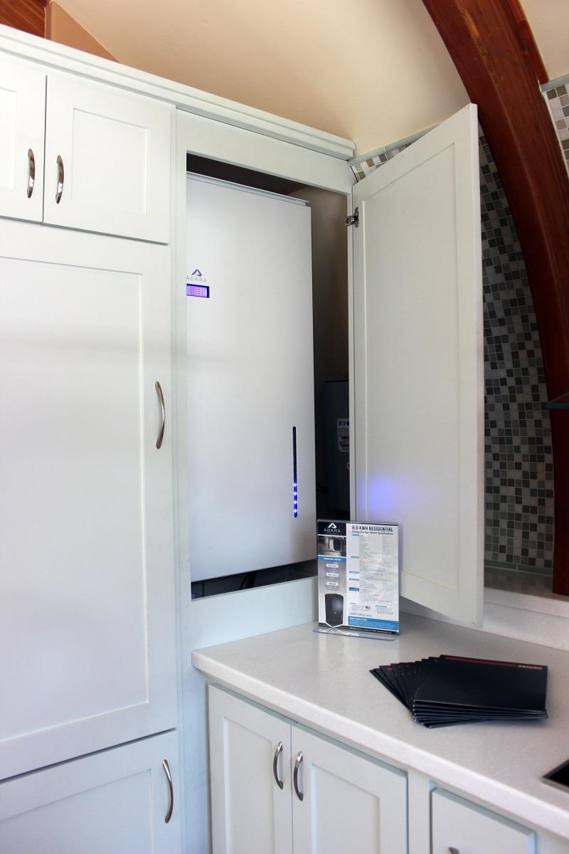Adara Power Takes Tiny House Off-Grid in San Francisco - Adara Power ...