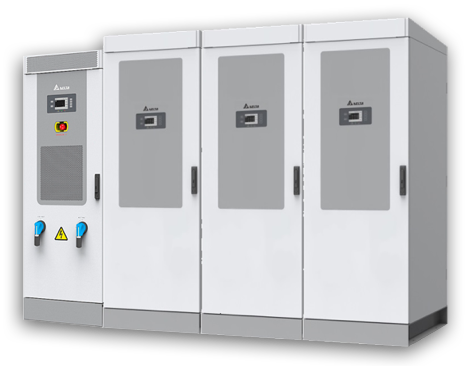 adara commercial ess 125kw shadow
